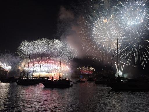 Home exchange in,Australia,Balgowlah Heights, Sydney,Sydney Harbour, New Year's fireworks