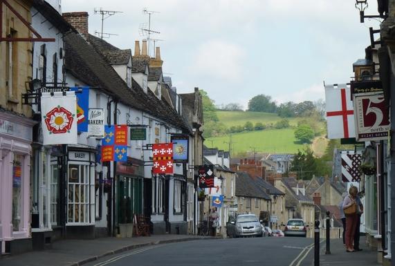 Historic Winchcombe