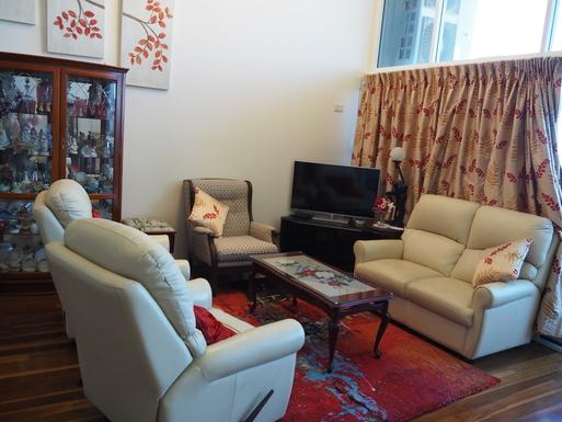 Home exchange in,Australia,REDCLIFFE,LIVING ROOM