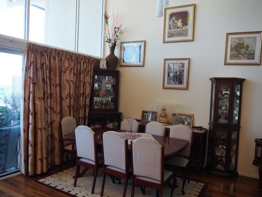 Home exchange in,Australia,REDCLIFFE,DINING AREA