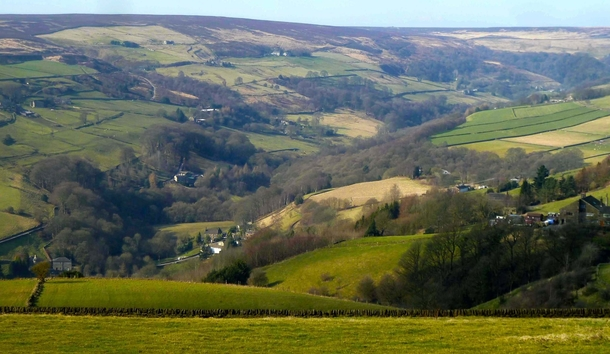 Home exchange in,United Kingdom,Halifax,Walk through the fields, moors and little villages
