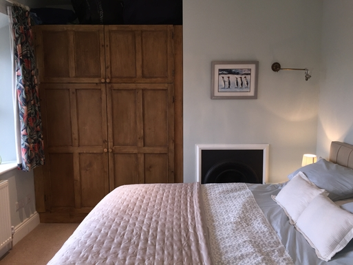 Home exchange in,United Kingdom,Halifax,The bedroom is full of character features