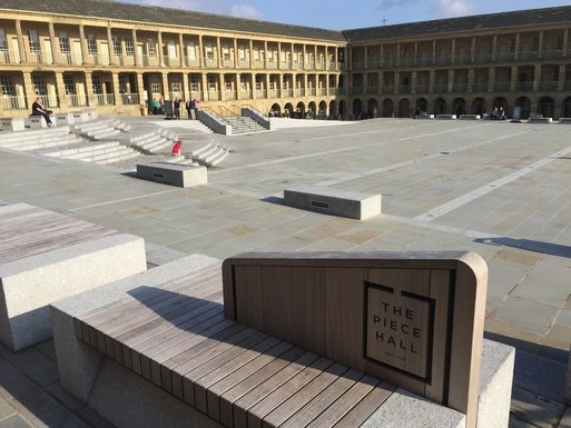 Home exchange in,United Kingdom,Halifax,A visit to the Piece Hall is a must!