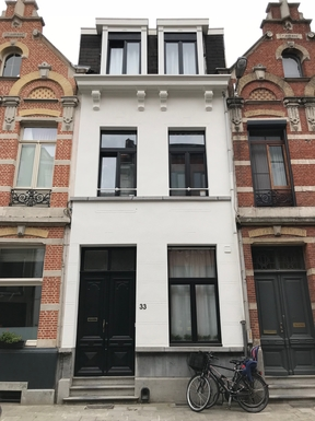 Koduvahetuse riik Belgia,Antwerpen, Antwerp,Centrally located cityhouse from 1925,Home Exchange Listing Image
