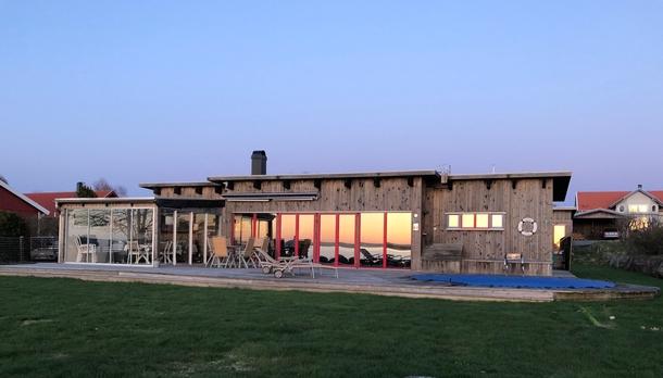 Échange de maison en Suède,Gothenburg, 42k, SW, Halland,Ljus och modern enplans villa vid havet!,Echange de maison, photos du bien