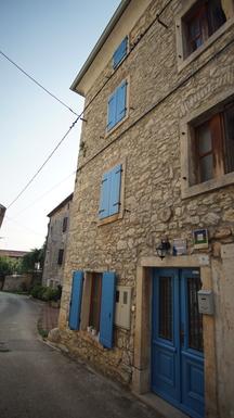 Home exchange in Croatie,Brtonigla, Istria,Croatia - Brtonigla - House (2 floors+),Echange de maison, photo du bien