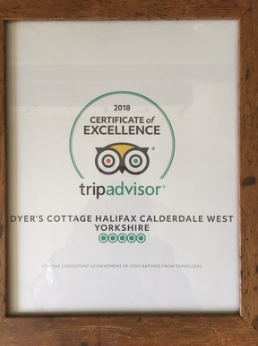 Home exchange in,United Kingdom,Halifax,We were happy to receive this recently.