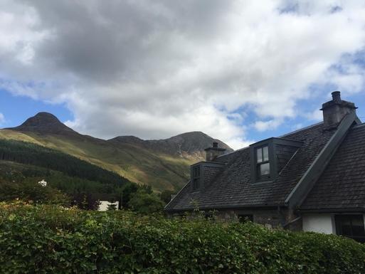 Kodinvaihdon maa Britannia,Glencoe, Argyll,Croft house Glencoe,Home Exchange Listing Image