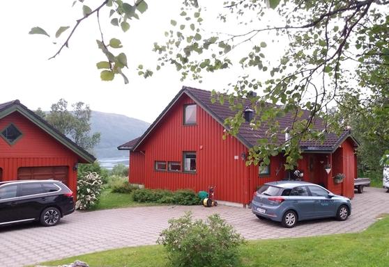 Home exchange in Norway,Harstad, 37k, S, Troms,Norway - Harstad, 35k, S - House (2 floors+),Home Exchange & Home Swap Listing Image