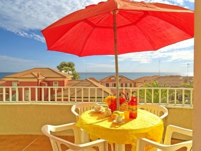 Home exchange in,Italy,Santo Stefano al Mare,From the Gourmet Terrrace