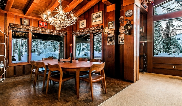 Home exchange in,France,Morzine,House photos, home images