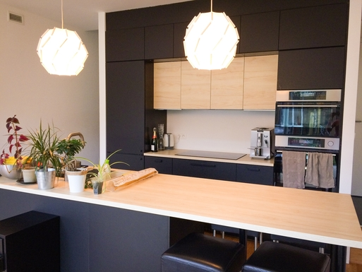 Home exchange in,Belgium,Antwerpen,Brand new open kitchen with everything you want