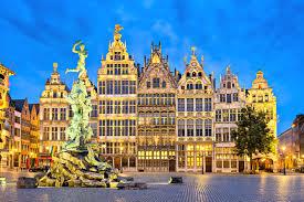 Home exchange in,Belgium,Antwerpen,centre of mediaval Antwerp