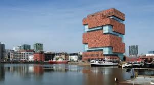Home exchange in,Belgium,Antwerpen,MAS museum with a great view on top