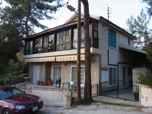 País de intercambio de casas Chipre,Kato Platres, Limassol,House in the Mountains of Cyprus,Imagen de la casa de intercambio