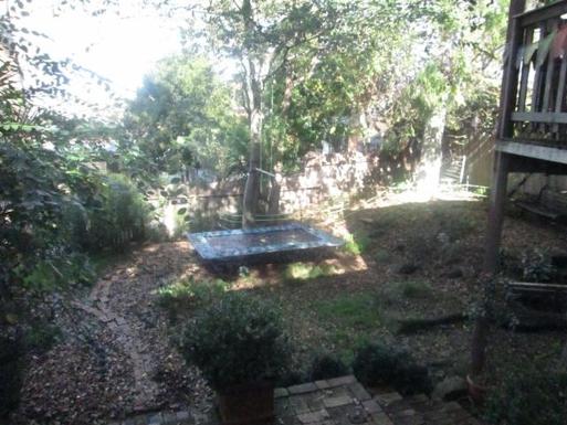 Home exchange in,Australia,BALMAIN,Backyard