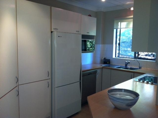 Home exchange in,Australia,ARTARMON,Kitchen from entrance from Dining area