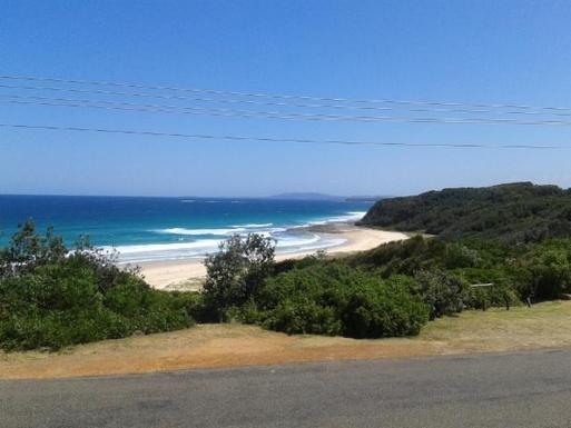 Home exchange in,Australia,ULLADULLA,Rennies Beach opposite our house