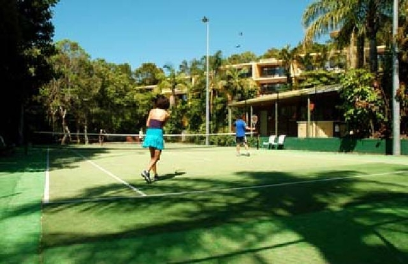 Home exchange in,Australia,BYRON BAY,Tennis day and night
