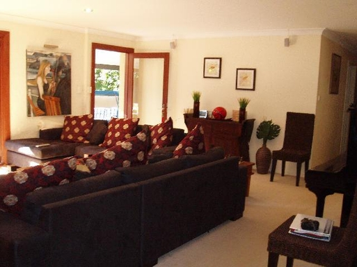 Home exchange in,Australia,BYRON BAY,Loungeroom