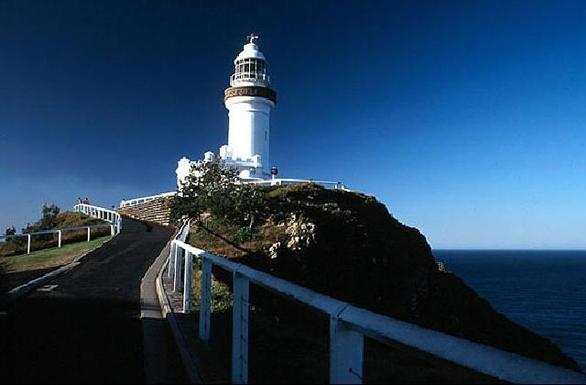Home exchange in,Australia,BYRON BAY,Byron Lighthouse