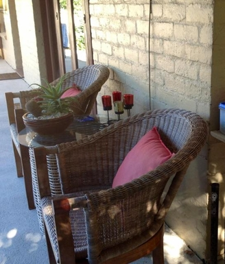 Home exchange in,Australia,BYRON BAY,A quiet corner spot in the Garden