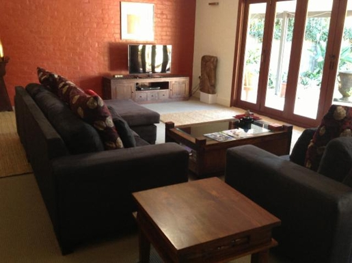 Home exchange in,Australia,BYRON BAY,Another view of the Loungeroom