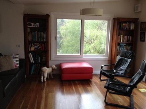 Home exchange in,Australia,LORNE,Second story living room
