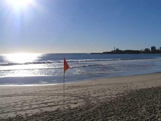 Home exchange in,Australia,MOOLOOLABA,Looking across from the main Mooloolaba surf beach