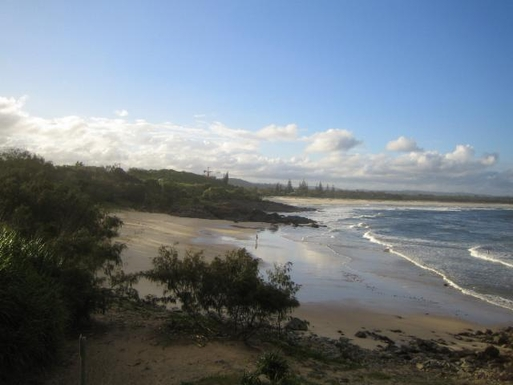 Home exchange in,Australia,Casuarina,From Norries Headland looking north west