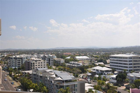 Home exchange in,Australia,MOOLOOLABA,View from main bedroom looking South West.