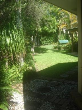 Home exchange in,Australia,PARKWOOD,Tropical garden