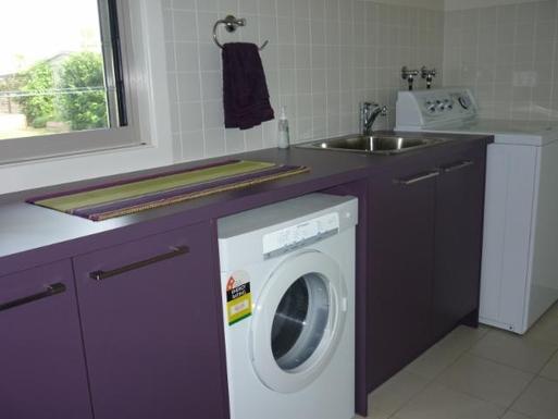 Home exchange in,Australia,WOODGATE,Laundry