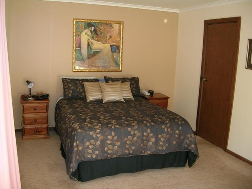 Home exchange in,Australia,FLAGSTAFF HILL,Main bedroom