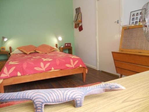 Home exchange in,Australia,RANDWICK,queen bed in main bedroom