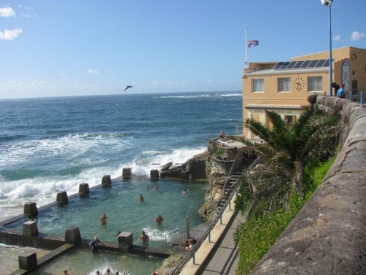 Home exchange in,Australia,RANDWICK,Coogee surf club with a lovely protected rock pool