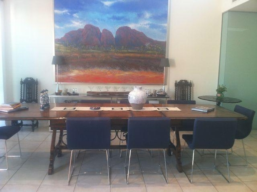 Home exchange in,Australia,GLENELG NORTH,Dining area, seating for 10 or more