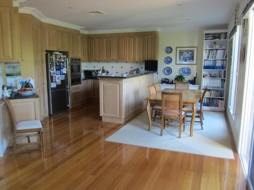 Home exchange in,Australia,Melbourne, 15k, S,Kitchen and meals area