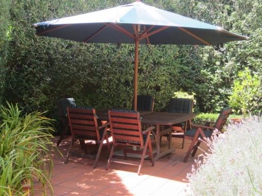 Home exchange in,Australia,Melbourne, 15k, S,Rear patio area