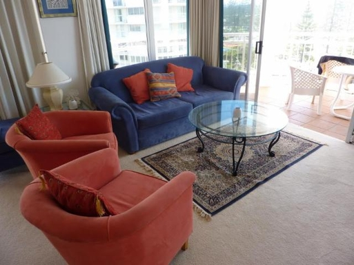 Home exchange in,Australia,NORTH BURLEIGH,Lounge area