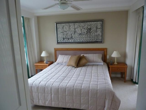 Home exchange in,Australia,NORTH BURLEIGH,Second bedroom which has ensuite.