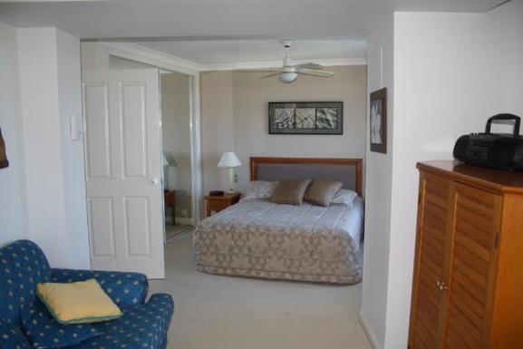 Home exchange in,Australia,NORTH BURLEIGH,Main bedroom