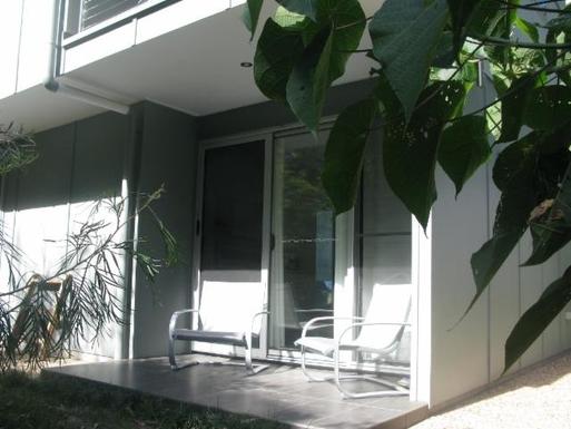 Home exchange in,Australia,WOORIM,Sitting area outside second bedroom