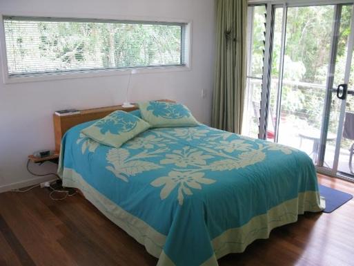 Home exchange in,Australia,WOORIM,Main bedroom