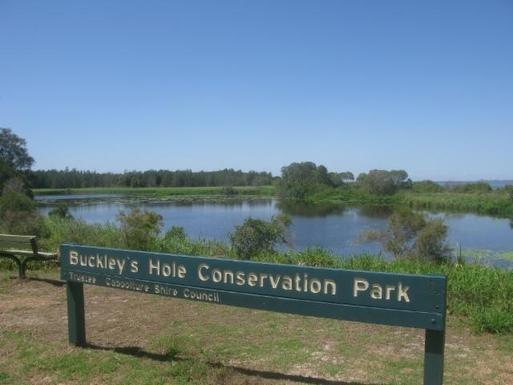 Home exchange in,Australia,WOORIM,One of Bribie's conservation areas