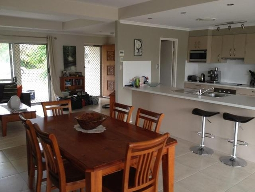 Home exchange in,Australia,URANGAN,Dining and Kitchen Area