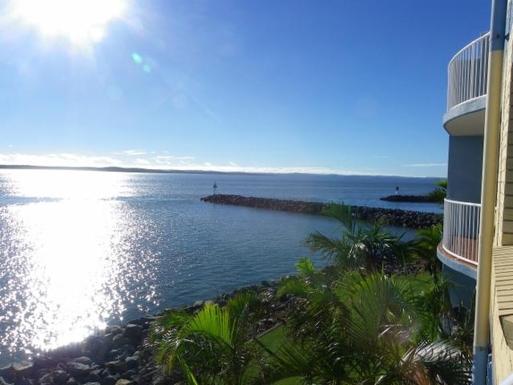 Home exchange in,Australia,URANGAN,View from balcony