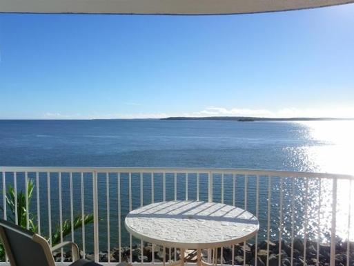Home exchange in,Australia,URANGAN,Looking towards Fraser Island