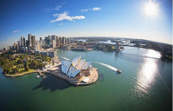 Home exchange in,Australia,POTTS POINT,Stunning Sydney Harbour at your doorstep