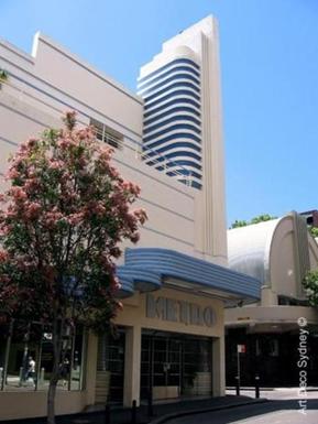Home exchange in,Australia,POTTS POINT,More art deco buildings in Potts Point